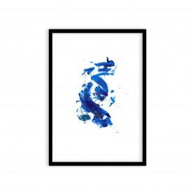 Blue Paint 2