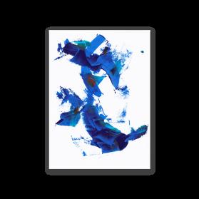 Blue Paint 3