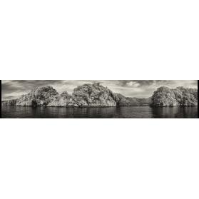 """Placid Archipelago """"LEMBEHHILLS"""" (Triptych)"""